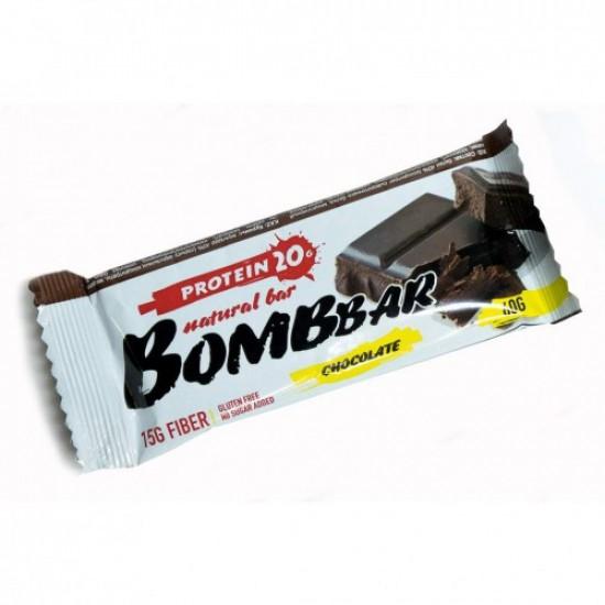 Батончик Bombbar шоколад 60гр