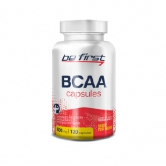 Be First BCAA Capsules 120 caps