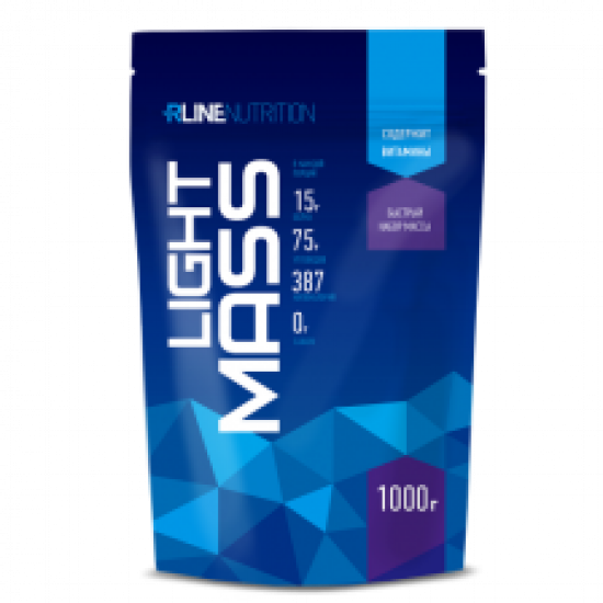 RLine LIGHT MASS 1000 g ваниль